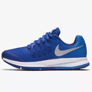 NIKE ZOOM PEGASUS 33 WOMENS RUNNING SHOES SIZE 8